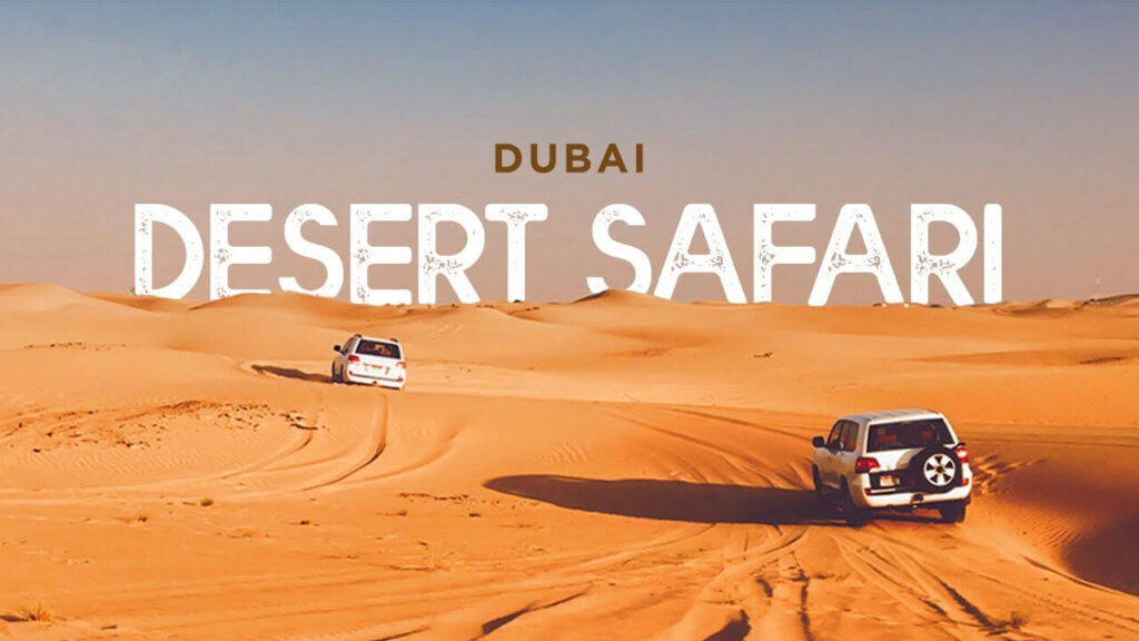 Desert Safari Dubai: Best Arabian Desert Safari Deals