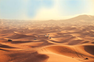 Deserts in uae