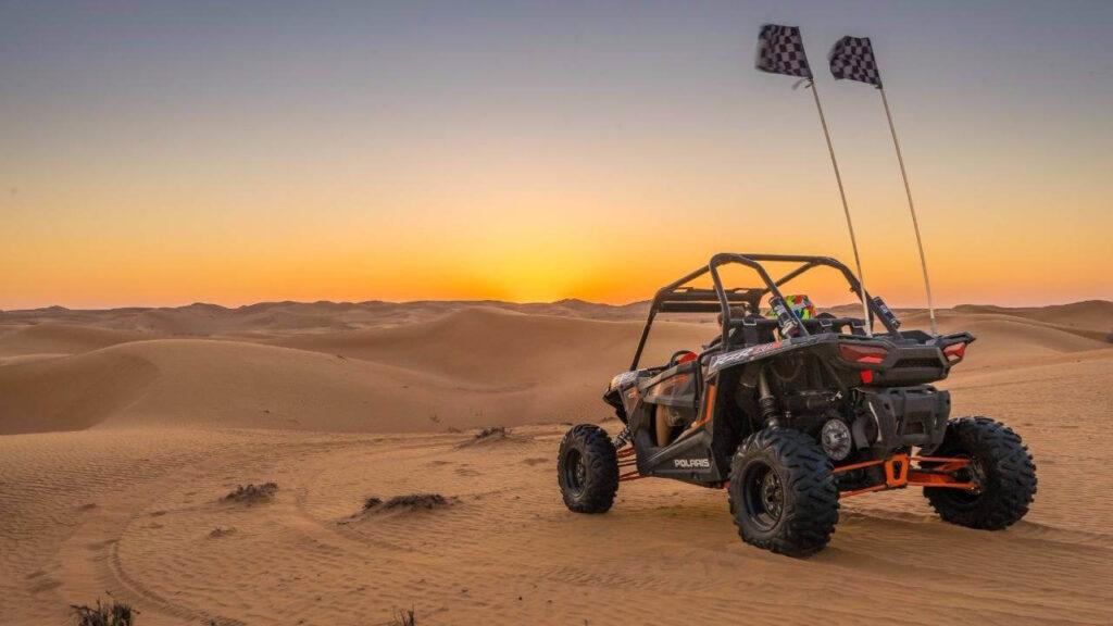 Dune Buggy Desert Safari Off Road Adventure