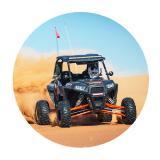 Dune Buggy Icon