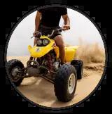 quad bike icon